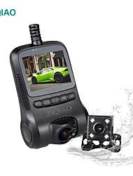 abordables -ziqiao rs400 4k ultra voiture hd ddv cam avec écran novatek 96658 wifi vision nocturne caméra dash enregistreur vidéo
