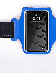 abordables -Brassard Running Pack pour Course / Running Activités Extérieures Extérieur Sac de Sport Etanche Portable Durable Matériau imperméable Sac de Course Adultes / iPhone X