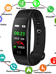 cheap -CM04 Smart Fitness Bracelet IP68 Waterproof Smart Band Blood Pressure Heart Rate Monitor Electronic Health Wristband