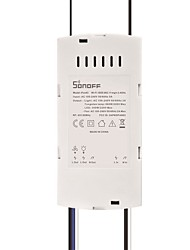 cheap -SONOFF IFan03 AC100-240V 50/60Hz WiFi Ceiling Fan And Light Controller