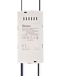 Недорогие -sonoff ifan03 ac100-240v 50/60 Гц wifi потолочный вентилятор и контроллер освещения