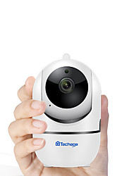 cheap -Wifi remote surveillance camera Wireless camera AI intelligent tracking home HD network camera 1 million 720P to send 32G card