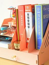 cheap -Wooden Classic Home Organization, 2pcs Pen Holders & Cases / Desktop Organizers