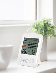 Недорогие -ts-e02 многофункциональный сенсорный жк-дисплей заплесневелая индикация цифровой термогигрометр дисплей детектор влажности