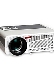 Недорогие -htp led-86 + thundeal 5500lumen led86 led86 + android 6.0 wifi проектор 1280 * 800 3D домашний кинотеатр видео проектор full hd проектор hdmi usb vga