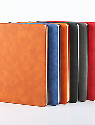cheap -Notepad LITBest PU Leather 1 pcs Business Adults'