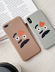 cheap -Phone Case For Apple Back Cover iPhone XR iPhone XS iPhone XS Max iPhone X iPhone 8 Plus iPhone 8 iPhone 7 Plus iPhone 7 iPhone 6s Plus iPhone 6s Ultra-thin Pattern Cartoon TPU