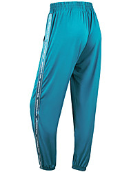 cheap -Women's Yoga Pants Solid Color Running Fitness Gym Workout Bottoms Activewear Breathable Moisture Wicking Quick Dry Butt Lift Stretchy Loose / Stripes