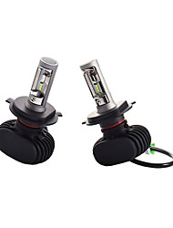 cheap -2pcs Motorcycle / Car Light Bulbs 20 W LED Headlamps For universal All years