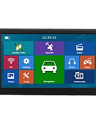 cheap -7 inch Car GPS Navigation SatNav 256/8GB Navigators FM Transmitter MP3/MP4 Players