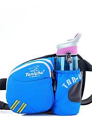 cheap -Fanny Pack Waist Bag / Waist pack Belt Pouch / Belt Bag for Running Camping / Hiking Leisure Sports Cycling / Bike Sports Bag Multifunctional Waterproof Nylon Running Bag