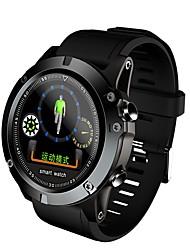Недорогие -L11 смарт-часы артериальное давление монитор сердечного ритма шаги трекер сна секундомер спорт smartwatch мужчины woemn для iphone android