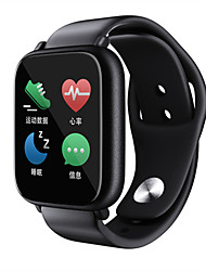 cheap -Q1 Smart Bracelet IP68 Waterproof Multi Sport Pedometer Blood Pressure Monitoring Stopwatch Heart Rate Smart Band