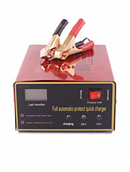cheap -12V/24V 140W Universal Car Battery Charger Motorcycle Battery Charger Lead Acid Battery Charger