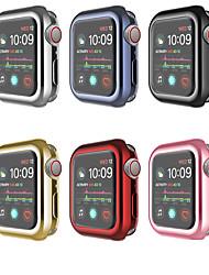 Недорогие -чехлы для яблочных часов серии 4/3/2/1 совместимость с пластиком apple