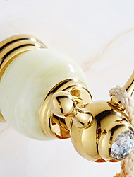 cheap -Robe Hook Creative Contemporary Brass 1pc Wall Mounted