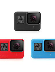 cheap -Protective Case Anti-Dust Protection For Action Camera Gopro 7 Gopro 6 Gopro 5 Casual Outdoor Exercise Multisport Silicone