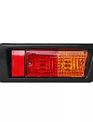 cheap -Car Rear Right Tail Brake Light with Bulb for Toyota Land Cruiser FJ90 1996-2002