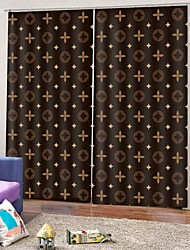 cheap -Luxury Window Curtains Drapes Blackout 100% Polyester Fabric Office Curtains Made in China