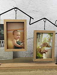 cheap -Modern Contemporary Wood Painted Finishes Picture Frames Wall Decorations, 2pcs Picture Frames