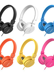 cheap -LITBest 778 Over-ear Headphone Wired Stereo with Volume Control for Apple Samsung Huawei Xiaomi MI  Sport Fitness