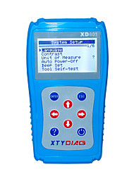 cheap -XD601 OBD2 OBDII EOBD Auto Code Reader Data Tester Car Diagnostic Scanner Tool