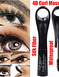 cheap -Ring Mascara Black Curling Eyelashes Extended Waterproof Not Blooming Long-Lasting Eye Makeup