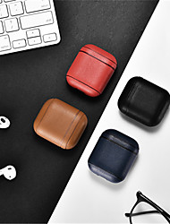 cheap -Case For AirPods Shockproof / Dustproof Headphone Case Hard