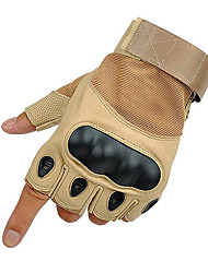 cheap -Half-finger Unisex Motorcycle Gloves Nylon PVA Trainer / Non Slip