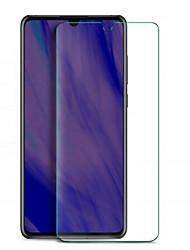 Недорогие -Защитная пленка для экрана huawei p20 p20 lite p20 pro / p30 p30 lite p30 pro / закаленное стекло Защитная пленка для экрана 1 шт., высокая четкость (hd) / твердость 9 ч / взрывозащищенный