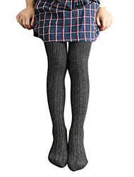 cheap -Kids Baby Girls Soft Cotton Stripe Tights Socks Stockings Pants Hosiery Pantyhose