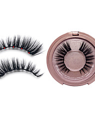 cheap -Eyelash Extensions Wet Kits Convenient All in One Easy to Use Ultra Light (UL) Portable Comfortable Casual / Daily Daily