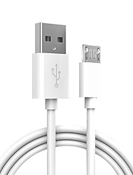 cheap -5m Micro USB Data Sync 3A Fast Charging Charger Cable For Android Smart Phone