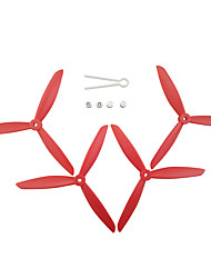 cheap -MJX Bugs 3 PRO B3 PRO Holy Stone HS700 4pcs Propellers RC Quadcopters RC Quadcopters ABS+PC Low Noise / Easy to Install / Durable