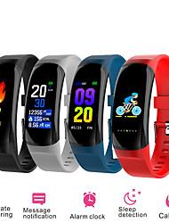 cheap -MA2 Smart Bracelet Bluetooth Color Screen Smart band Heart Rate Blood Pressure Monitor Sport Fitness Tracker Smart Wristband