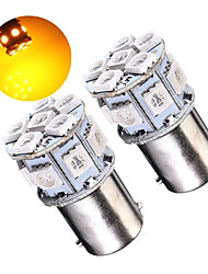 cheap -2 x P21W 382 1156 BA15s 5050 LED 13-SMD Tail Indicator Car Bulbs