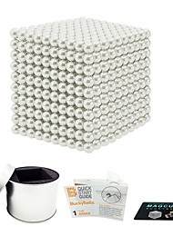 cheap -216-1000 pcs 3mm Magnet Toy Magnetic Balls Magnet Toy Building Blocks Super Strong Rare-Earth Magnets Neodymium Magnet Magnetic Stress and Anxiety Relief Office Desk Toys Relieves ADD, ADHD, Anxiety