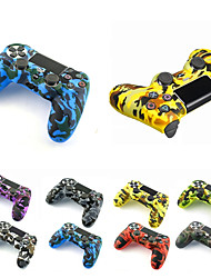 cheap -Game Controller Case Protector For SONY Playstation 4 PS4 Controller Case Soft Silicone Case for PS4 / Pro / Slim Gamepad