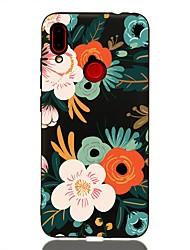 cheap -Case For Xiaomi Redmi Note 6/Pocophone F1/Redmi 6 Pro Shockproof / Frosted / Pattern Back Cover Flower TPU Soft For Redmi K20/K20 Pro/Redmi 7/Redmi Note 7/Mi 9/Mi 8/8 Lite/Redmi Note 7 Pro/A2 Lite