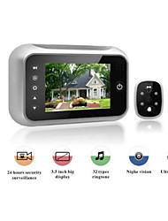 cheap -518 Wireless 3.5 inch Hands-free One to One video doorphone