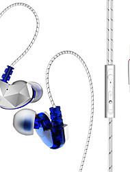 cheap -LITBest CK6 In Ear Wired Headphones 6D Stereo Earphone Silica Gel Earbud Earphone Stereo Headset