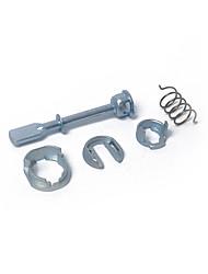 Недорогие -Ремкомплект цилиндра замка двери автомобиля правый и левый для сиденья vw polo 6k4837223a