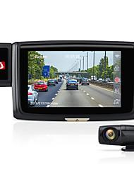 abordables -junsun s660 avant 1080p rear1080p 60fps voiture caméra dvr adas wifi gps hd vision nocturne dash cam enregistreur vidéo