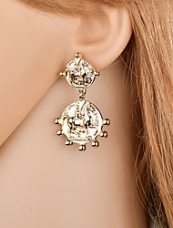 cheap -Women's Earrings Classic Sculpture Horse Simple Classic Fashion Earrings Jewelry Gold / Silver For Gift Daily Street Work 1 Pair