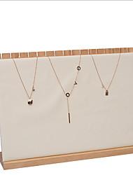 cheap -Storage Organization Jewelry Collection Pure Cotton Irregular shape Creative / Novelty