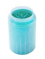 Недорогие -Маленькие зверьки Чистка Полипропиленовая пряжа Ванночки На каждый день Животные Товары для ухода за животными Оранжевый Зеленый Синий