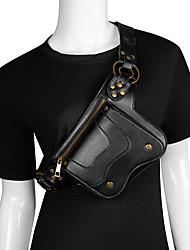 Недорогие -Косплей Ретро Steampunk Маскарад мешок Жен. Костюм Черный Винтаж Косплей Halloween На каждый день / Сумки / Сумки