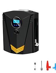 Недорогие -12v автомобильный насос для накачки шин цифровой дисплей светодиодный свет / автомобильный воздушный насос 19 цилиндровый цифровой нейтральный английская версия - cxq