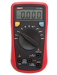 Недорогие -uni-t ut136a современные цифровые мультиметры автоматическая непрерывность диапазона емкость зуммера омметр диод рабочего цикла