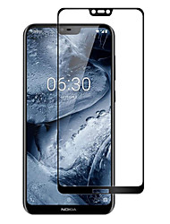 cheap -NokiaScreen ProtectorNokia X6 High Definition (HD) Front Screen Protector 1 pc Tempered Glass